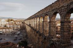 Acueducto de Segovia, Spain | aliceiabla | VSCO Grid