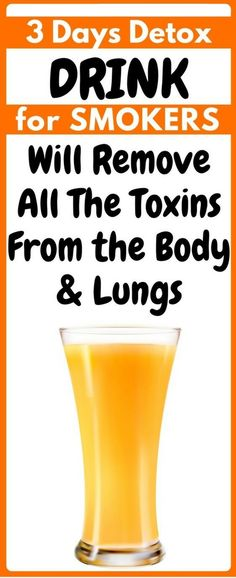 Health Beauty Remedies Detox drink for smokers - Getting rid of the various toxins in the body, especially those that are in the lungs is a great move. Remove toxins from the body In 3 days Detox Drinks, Healthy Drinks, Healthy Tips, How To Stay Healthy, Natural Health Tips, Natural Cures, Natural Detox, Herbal Remedies, Health Remedies