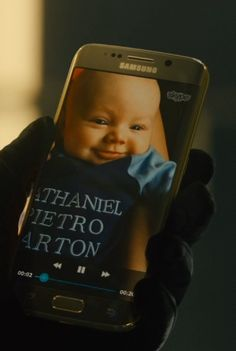 I just noticed that Clint Barton (Hawkeye) named his son after Pietro Maximoff (Quicksilver). How the hell did I miss that? Oh the feels.... | Avengers: Age of Ultron.