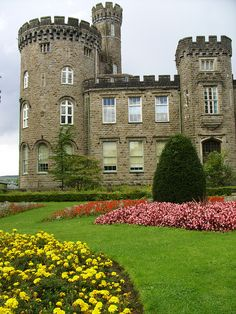 Cyfarthfa Castle (Welsh: Castell Cyfarthfa), Merthyr Tydfil, South Wales