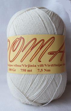 Пряжа для шалей  Midara Roma ,Литва 025 цвет: экрю