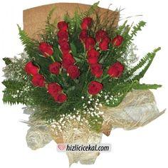 21' Li Kırmızı Gül Buketi  Hızlı Çiçek Al ile sevdiklerinize aynı gün teslimat seçeneği ile 21 adet kırmızı güllerden kahverengi doğal kağıt ambalaja hazırlanmış gül buketi sipariş edin.  http://www.hizlicicekal.com/cicekler/cicekciler/cicek/138/21---li-kirmizi-gul-buketi/