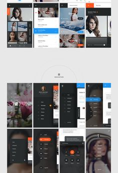 Introducing Nest, a powerful Sketch iOS UI Kit with Nested Symbols. Nest includes 88 iOS screens covering 11 categories which include;Feed, Stats, Ecommerce, Profile, Onboarding, Camera, Music, Chat, Settings, Navigation, and Tools.