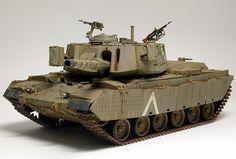 Magach 7A Main Battle Tank (Israel)