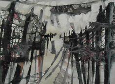 Abstrakte Malerei | …abstrakte Kunst, expressive Malerei