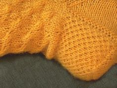 How To Slip A Stitch In Knitting (Sl 1) Slip Edge Stitch | KNITFreedom