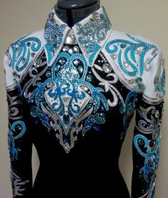 Best Horse show clothes ideas Western Show Shirts, Western Show Clothes, Horse Show Clothes, Riding Clothes, Equestrian Outfits, Western Outfits, Western Wear, Pretty Outfits, Beautiful Outfits