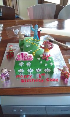 My daughter Coco's 1st birthday cake