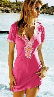 cute summer cover up