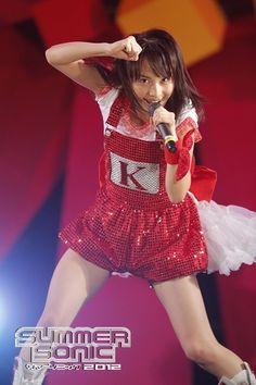 SUMMER SONIC OSAKA LIVE REPORT | サマソニ大阪ライブレポ! » Blog Archive » ももいろクローバーZ
