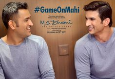 India's one of the most loved cricketer Mahendra Singh Dhoni, though promoting…