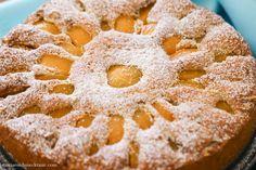 Tasty Bakery, Yogurt Cake, Lemon Yogurt, Peach Cake, Orange You Glad, Mellow Yellow, Weight Gain, Love Food, Baking Recipes