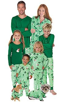 Matching Family Pajamas: Family Pajama Sets for Christmas, Holiday or Any Occasion, Holiday Pajamas, Christmas Pajamas, Holiday Pajamas for Kids | PajamaGram
