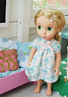 Rapunzel i a summer dress [Mekkotehdas]