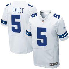Elite Dallas #Cowboys Men's #Jersey #5 Dan #Bailey White Nike NFL Authentic 2446 Dallas Cowboys 6654 #cowboysjersey #nfljersey