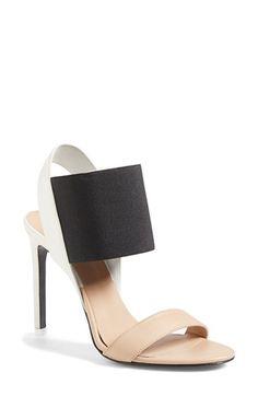 Vince 'Gaudin' Leather Sandal