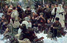 Soviet War Paintings