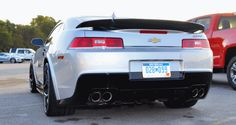 Best of Awards: Track Drive Video – 2015 Chevrolet Camaro Z28 Is A Racecar With License Plates