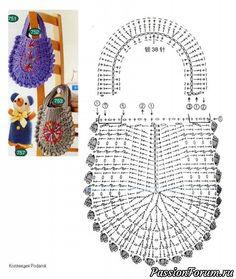 Вязаные сумочки для маленьких принцесс. - запись пользователя Нинуля (Нина) в сообществе Вязание крючком в категории Вязаные крючком аксессуары