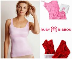 Fashion Corner: Ladies, Ruby Ribbon is the Only Shapewear You'll Ever Need. ~ a rain of thought #shapewear #womensfashion #fallfashion www.rubyribbon.com/janarichardson102249