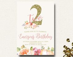 Please Note: The glitter in this design is made to look like glitter. There will be no actual glitter on the printed card. ------------------STEPS TO ORDER------------------ 1.) Purchase your card (Printable File or Printed Invitations Shipped to you). See file type suggestions below,
