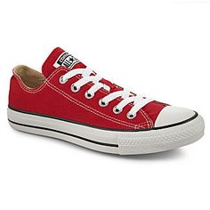 a8087b29f018 Converse® Chuck Taylor® All Star® Unisex Shoe (RED)