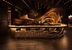 Restaurant and Bar Design Awards Wow factor! Bar Interior Design, Cafe Interior, Cafe Design, Design Design, Bar Bistro, Design Bar Restaurant, Restaurant Chairs, Architecture Design, Casa Top