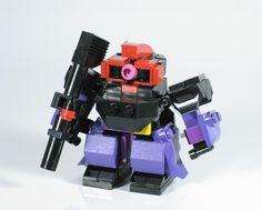MS-09 DOM レゴ ドムその2の画像 - ハットの気ままな日記(LEGO作品他) - Yahoo!ブログ