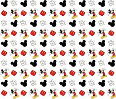 1000 Images About Mickey Fabric On Pinterest Mouse Fabric Cotton And