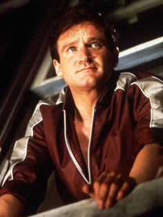 """Williams in a scene from the 1982 adaptation of the John Irving novel """"The World According to Garp."""""""