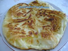Pan Cooked Borek (Tava Boregi) - as mentioned in The Forty Rules of Love: A Novel of Rumi