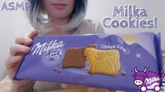 CHOCOLATE COOKIES ASMR *EATING SOUNDS* No Talking 音フェチ
