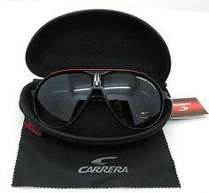 HOT Men & Women's Retro Sunglasses Unisex Matte Frame Carrera Glasses  Box # 1