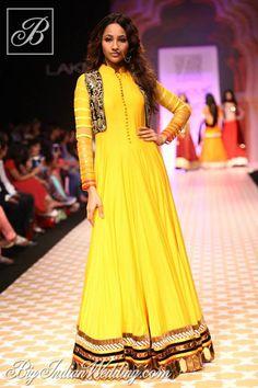Archana Kochhar at Lakme Fashion Week 2013