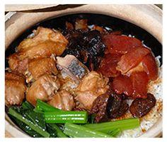 Geylang Claypot Rice, Singapore.