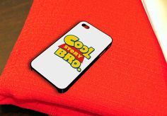 Cool Story Bro Toy Story iPhone 4 iPhone 4S Case by caseboy, $15.79