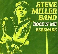 The Steve Miller Band 45 RPM Cover https://www.facebook.com/FromTheWaybackMachine/