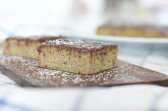 Squashkage - Grøn, svampet og virkelig lækker