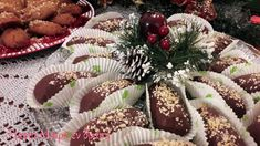 Christmas Sweets, Christmas Wreaths, Xmas, Christmas Ideas, Cookies, Holiday Decor, Cake, Party, Recipes