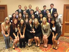 Our Enactus team is going to Nationals!!