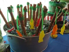 Duck Dynasty Birthday Party Ideas | Photo 3 of 47 | Catch My Party
