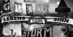 Sturm Graz supporters Lebenssinn Broadway Shows, Asia, Graz, Life