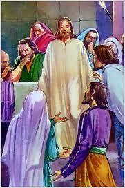Buenos días hermanos y hermanas en Cristo, Les dejamos el link del Evangelio de http://www.evangelizacion.org.mx/liturgia/ Mateo 20, 17-28, para que juntos en familia en la sala o en el comedor lo lean, mediten, se queden con una frase que les llegue al ♥ y descubran a que los sigue invitando a realizar en esta 2ª semana de #TiempoDeCuaresma. Les deseamos un excelente Martes, Dios los Bendiga y Acompañe, #CristoViveEnMedioDeNosotros #ArqTl.