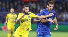 FCPorto derrotado pelo Leicester (0-1) na segunda jornada do grupo G da Liga dos Campeões