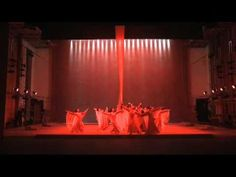 Amazing!! Symphonie / Eurythmie Arvo Pärt (Eurythmeum Stuttgart mit Goetheanumbühne Dornach)