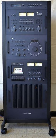 Nakamichi System One A system I grew up looking at while I was a kid.