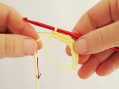 Magic Ring Crochet Tutorial Heidi Bears