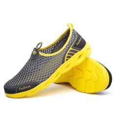 Smart Summer Men Sandals Seaside Sneakers Unisex Swiming Water Shoes Female Aqua Beach Shoes Male Big Size Zapatos Deportivos Hombre Men's Shoes