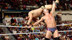 WWE.com: Chris Jericho vs. Alberto Del Rio: photos #WWE