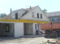 Démolition du garage Shed, Garage, Outdoor Structures, Outdoor Decor, Home Decor, Carport Garage, Decoration Home, Room Decor, Garages